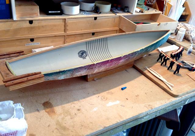 ODOM-Model-Yacht