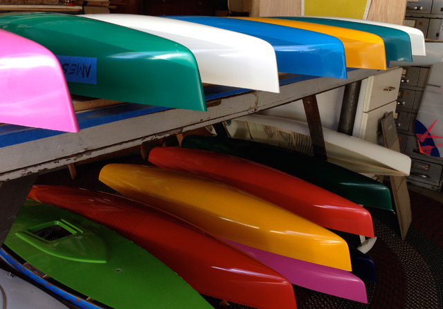 Odom Yacht Available Colors